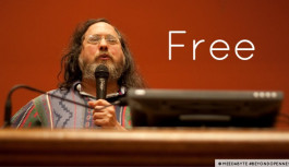 Fundador de GNU concede bendición sobre crowdfunding web open source