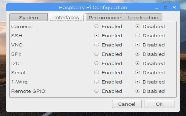 Raspberry Pi Foundation inhabilita SSH